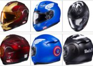 Casques Marvel
