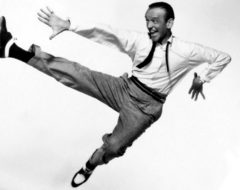 Fred Astaire jambes