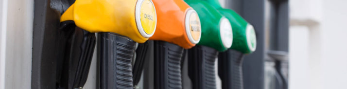 Hausse taxe carburant