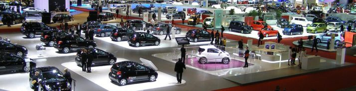 Salon de l'automobile