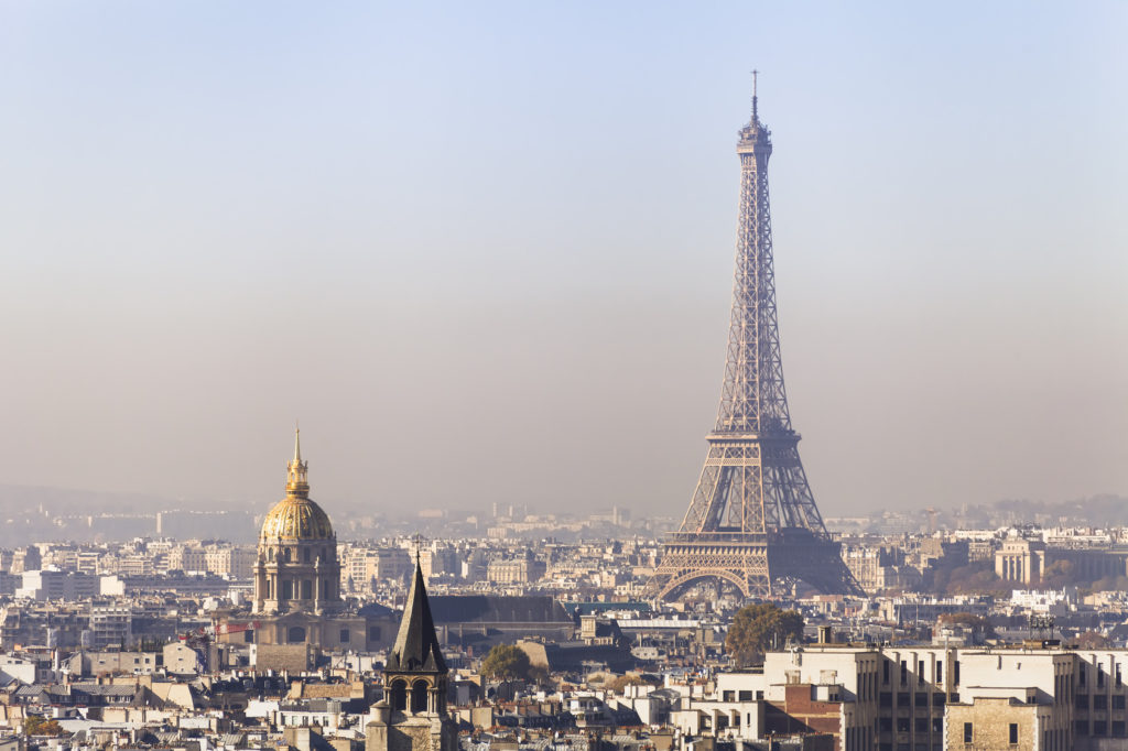 Paris : épisode de pollution prévu lundi